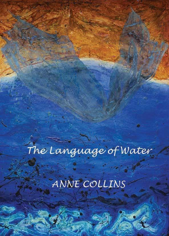 cover of The Language of Water poetry book